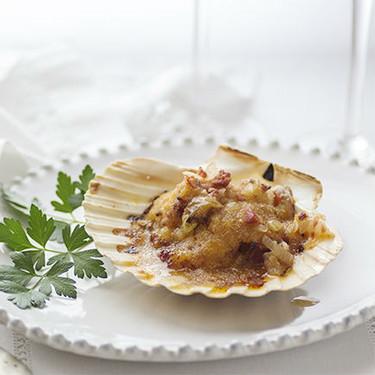 Vieiras gratinadas a la gallega: receta tradicional y fácil para Navidad