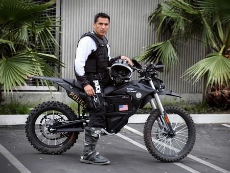 La policía de Los Ángeles adquiere motos eléctricas de Zero Motorcycles
