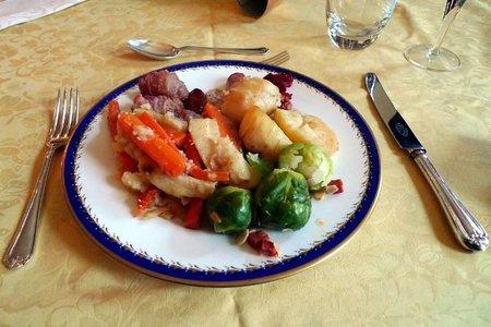 Consejos a tener en cuenta para lograr una cena saludable en Navidad