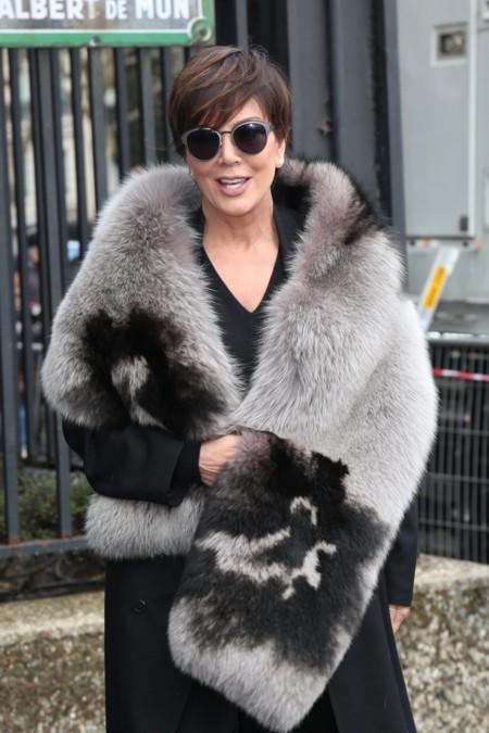Vestir con la ropa de Kris Jenner es posible: su armario a la venta