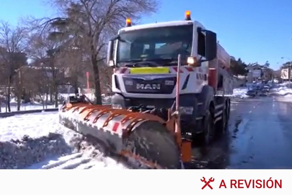 La sal de las carreteras puede afectar al coche, y así puedes evitar este problema