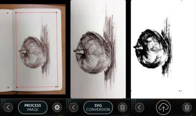 Moleskine Smart Notebook, tus bocetos del papel a formato digital