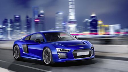 Audi R8 e-tron Piloted Driving Concept, rozando la autonomía