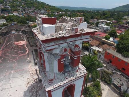 Morelos Puebla Afectados Sismo 19 Septiuembre 2017