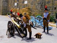 Este fin de semana británicos y españoles se enfrentarán a tropas francesas en Tarifa... otra vez