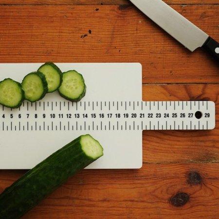 Cut it Sharp, tabla de cortar para aquellos que gustan de la precisión