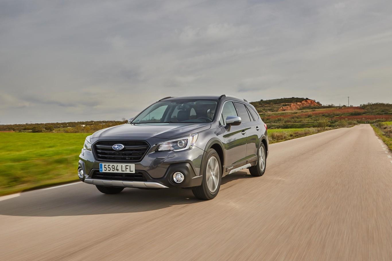 2020 Subaru Outback Turbo Hybrid History