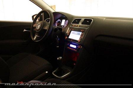 VW Polo iluminación