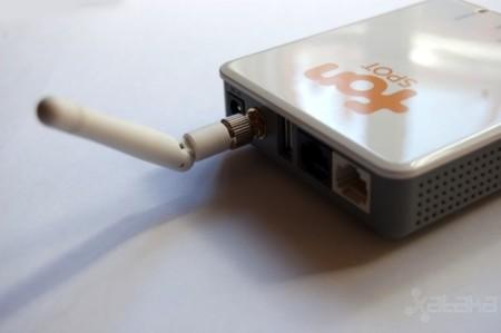 Fonera 2.0 antena y USB
