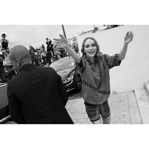 Las fotografías más bonitas del Festival de Cannes (y de sus actrices) están en esta cuenta de Instagram