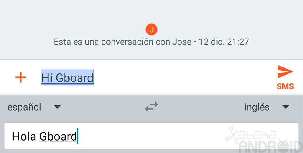 Gboard Traductor