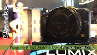 Panasonic GF5 y Panasonic Lumix TZ30: Toma de contacto