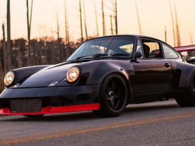 Projekt Mjølner, uno de los Porsche 930 Turbo más 'hardcore' que hayas visto