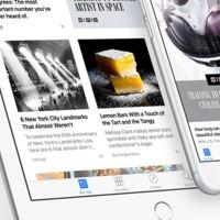 Tras aparcar iAd, Apple dejará que haya contenido de pago en News