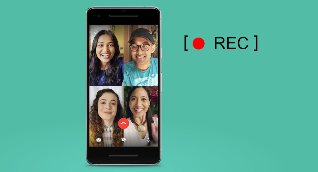 How to record video calls of WhatsApp