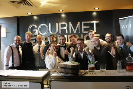 Asistimos a una de las rondas del World Class Competition de cócteles de Diageo