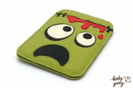 Una funda de iPad Mini que sólo quiere una cosa: ¡cereeeebro!