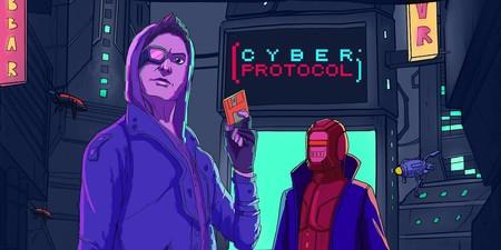 Análisis de Cyber Protocol, una visión arcade y frenética para comerte el coco hackeando