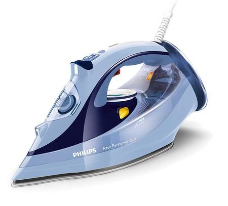 Por 55 euros podemos hacernos con la  plancha de vapor Philips Azur Performer Plus GC4526/20 en Amazon