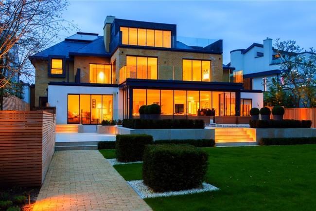 Tecnología versátil, eficiente y para el ocio integrada en una vivienda de lujo de la mano de Lutron