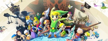The Legend of Zelda: The Wind Waker y el desafío de reimaginar una saga de culto