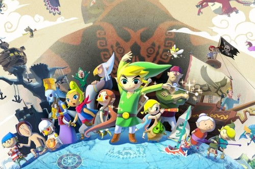 The Legend of Zelda: The Wind Waker y el desafío de reimaginar una saga de culto