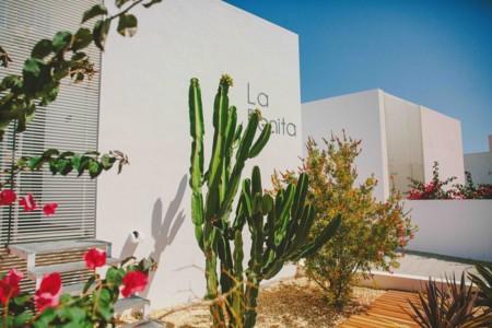 Casa La Bonita, un escondite lleno de luz en el Cabo de Gata