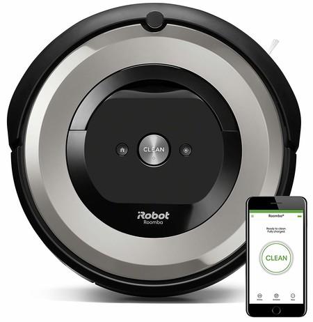 Oferta del día en Amazon: el robot de limpieza iRobot Roomba e5154 está rebajado a 359 euros hasta medianoche