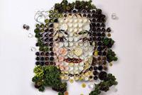 """¿Jugamos con la comida? Esta es la propuesta de Martin Sati en su proyecto """"El banquete"""""""