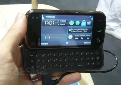 Un paseo por la IFA 2009: Nokia