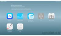 iTunes Connect hereda el estilo de iCloud en su nueva web