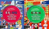 Dos nuevos títulos para pequeños viajeros: Lonely Planet China y Estados Unidos