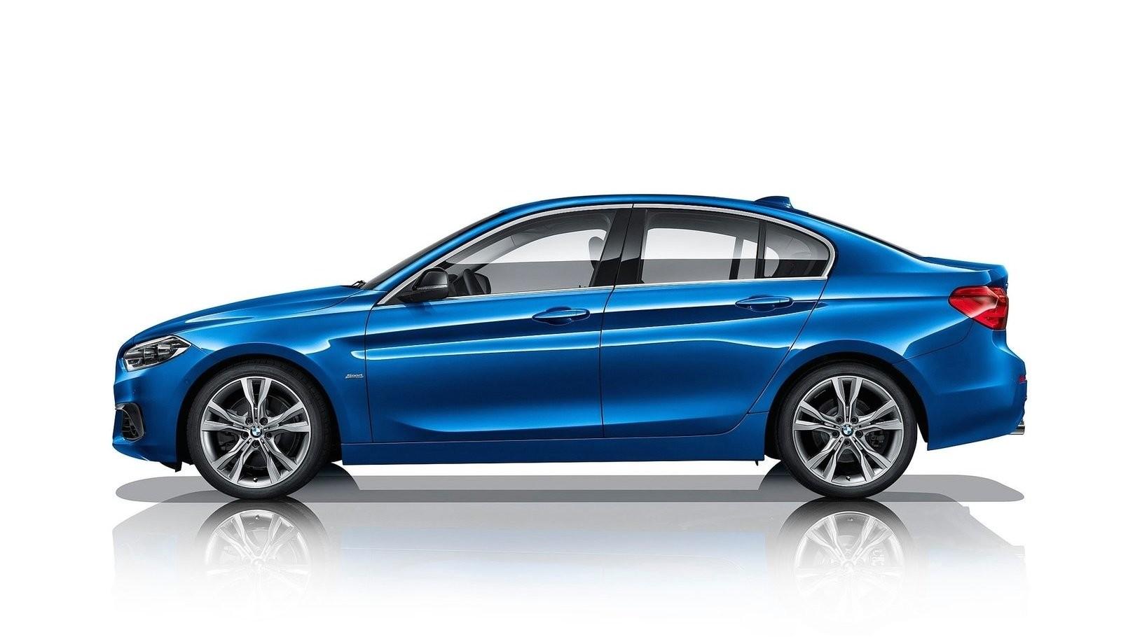 Foto de BMW Serie 1 Sedán (2/7)