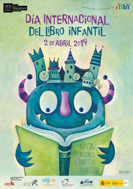 Día Internacional del Libro infantil: las palabras nutren la imaginación de los niños