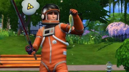 Disfrutemos del campamento en el nuevo DLC de The Sims 4