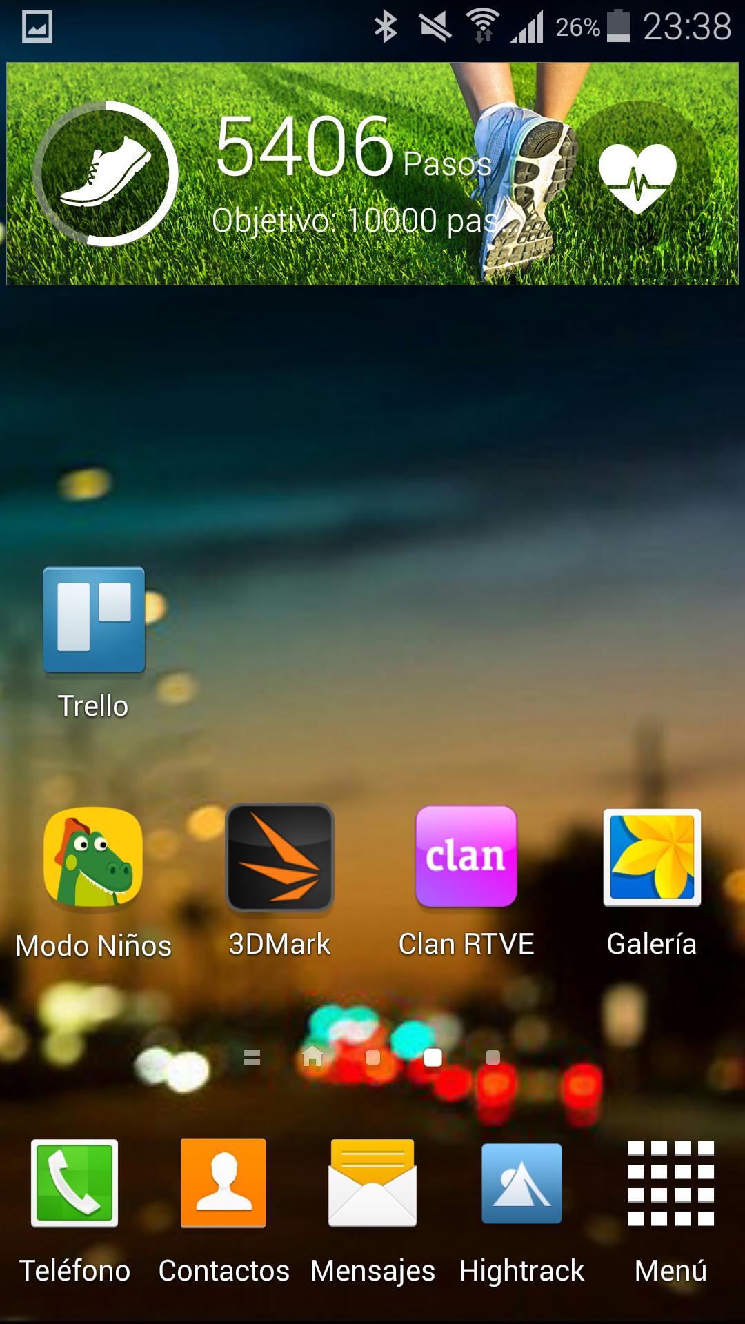 Foto de Touchwiz Galaxy S5 (3/31)