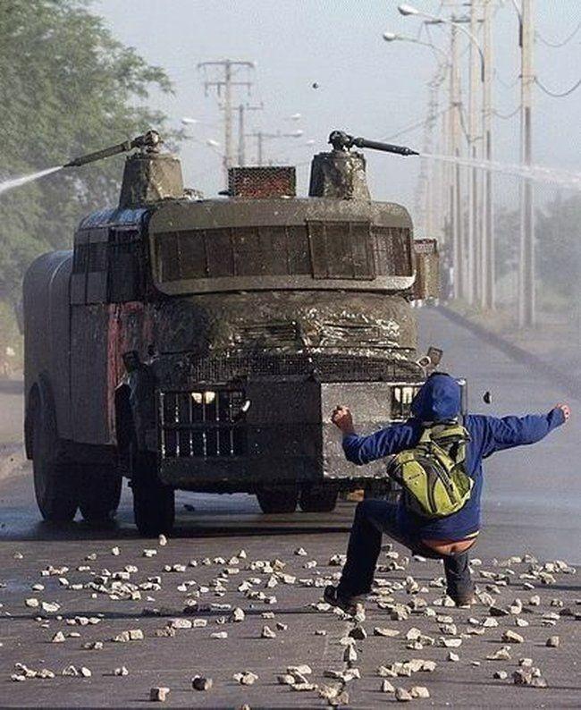 95 fotos de Reuters como inspiración