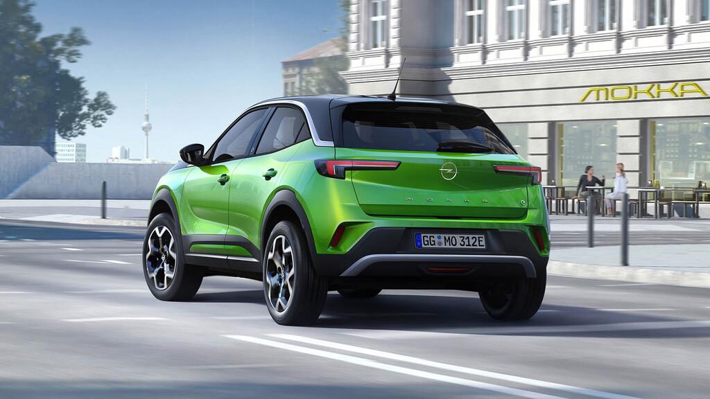 El Opel Mokka-e ya ha vendido toda la producción de 2021, incluso antes de comenzar las entregas