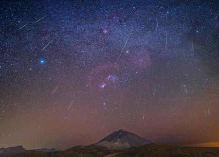 Cuadrántidas y superluna: dónde, cómo y cuándo disfrutar de la lluvia de estrellas y de la primera superluna del año