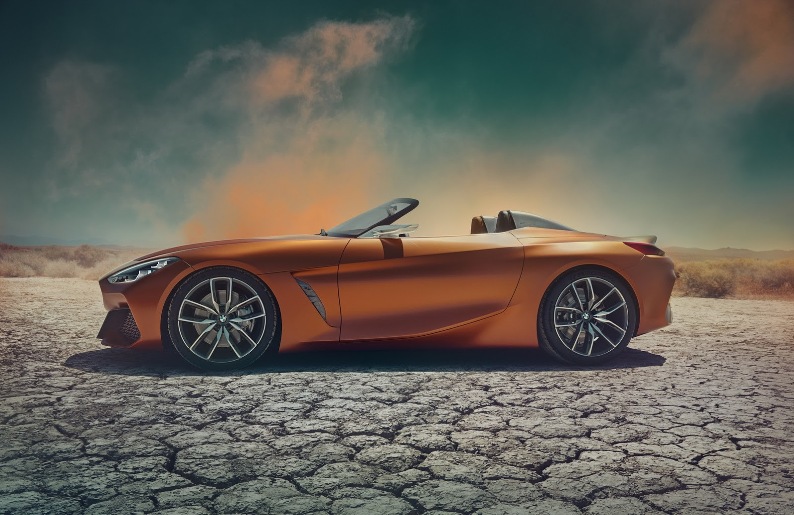 Foto de BMW Z4 Concept (7/19)
