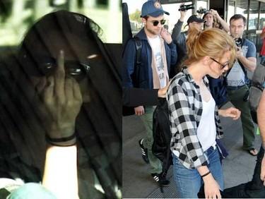 Kristen Stewart pierde los modales (y la educación) frente a los paparazzi