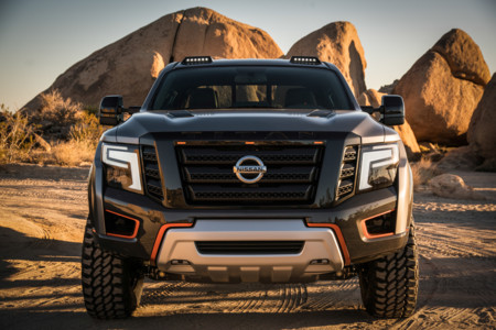 Nissan Titan Warrior Concept 06