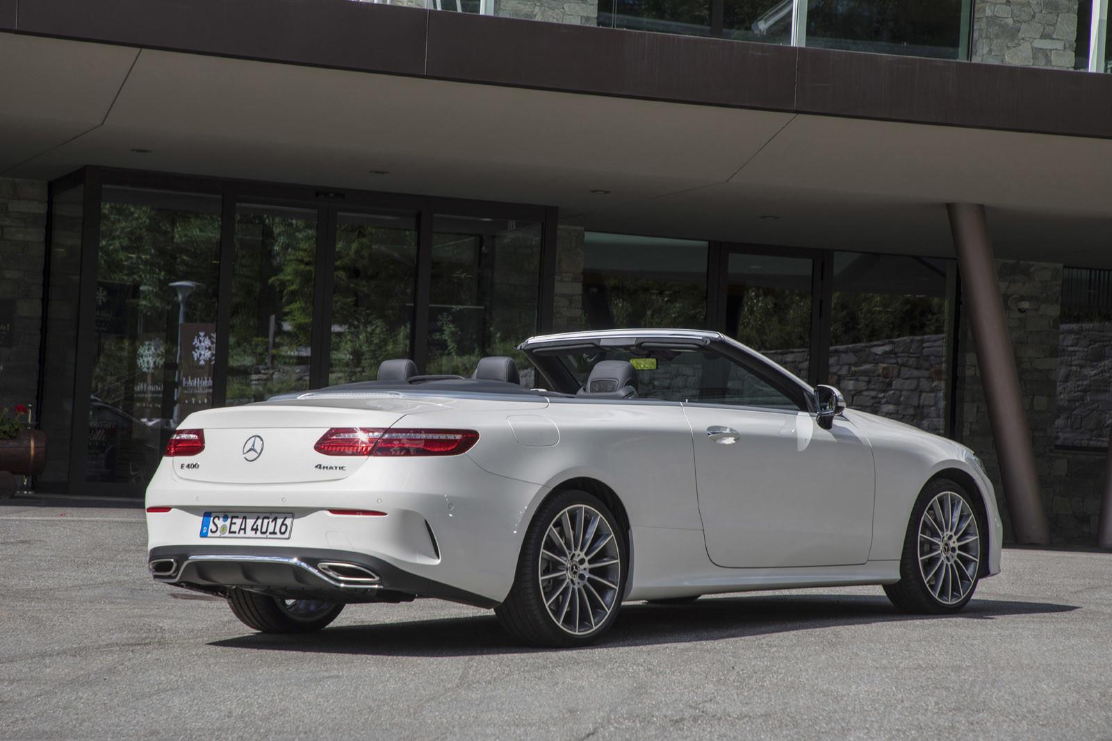 Foto de Mercedes-Benz Clase E Cabrio, toma de contacto (76/156)