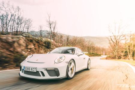 Porsche 911 GT3 Prueba