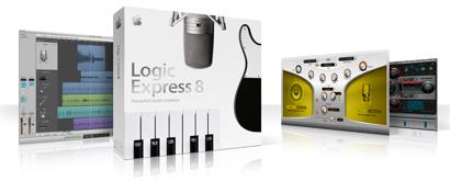 Nueva versión de Logic Studio y Logic Express