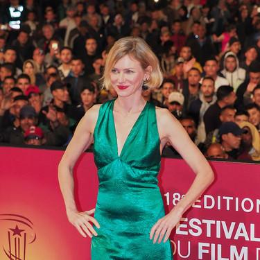 Naomi Watts arrasa con estos dos vestidazos tan diferentes en el Festival Internacional de Cine de Marrakech