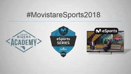 Movistar y Telefonica aumentan su apuesta en los deportes electrónicos para este 2018
