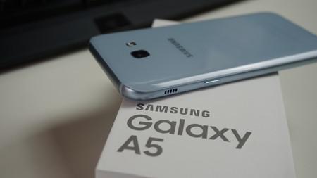 Galaxy A5 2017 2