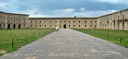 Castillo De San Fernando 1