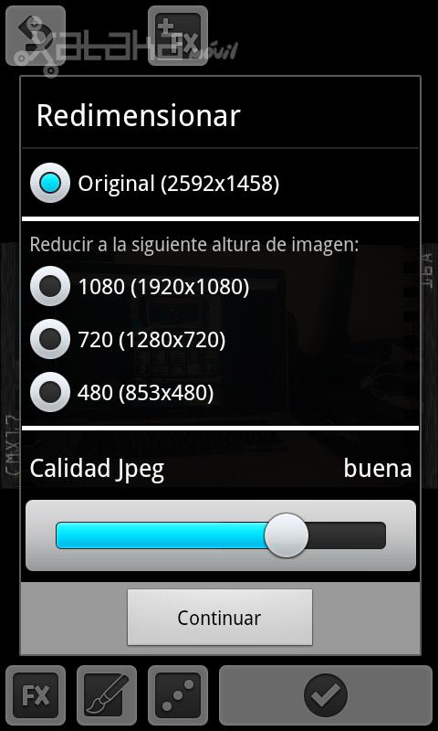 Foto de Camera MX de Magix para Android en imágenes (4/20)